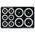 0.2tmm マイクロリベットツール 交換ブレード10pセット