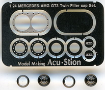 Twin Filler cap Set.