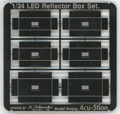 LED Reflector Box Set.