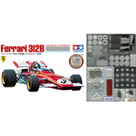 1/12 312B 8point Full Set. No.6 (Mario Andretti Type) + Kits