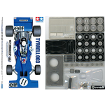 1/12 Tyrrell 003 Monaco GP 1971 8point Full Set.+ Kits
