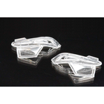 1/24 GR Supra LED tail light clear