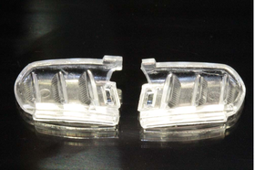 1/24 FORD MUSTANG GT4 LED Tail light clear