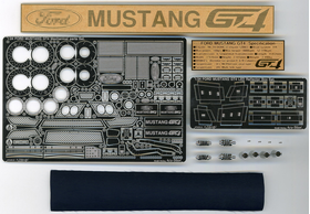 1/24 FORD MUSTANG GT4 LED Full Set.
