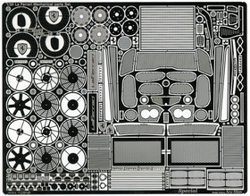 Etching parts