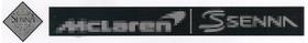 1/24 McLAREN SENNA Name plate