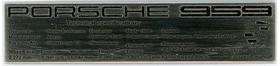 1/24 PORSCHE 959 Spec plate