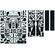 1/20 SF70H フルカーボン (マッドブラックタイプ)